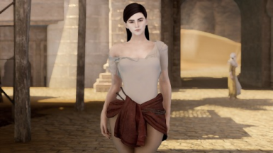 Novigrad Citizen Female Outfit