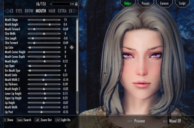 Wood Elf Preset Acasha 3
