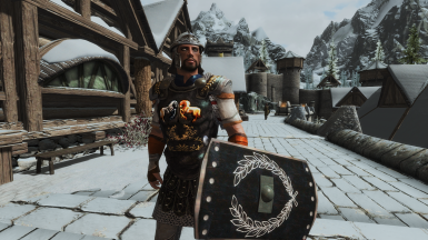 Septim Imperial Steel Armor