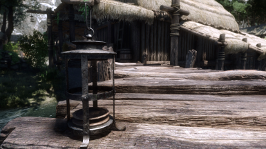 Old n Dusty Lantern Replacer