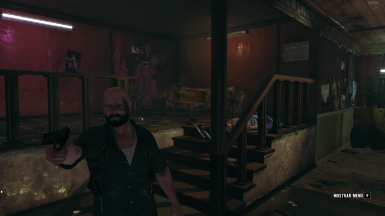 Max Payne Always Scarred And Other Changes