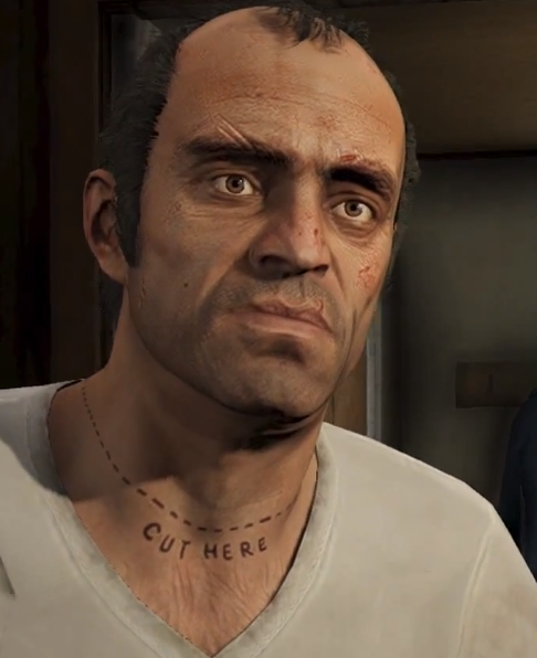 Trevor Philips At Fallout 4 Nexus Mods And Community