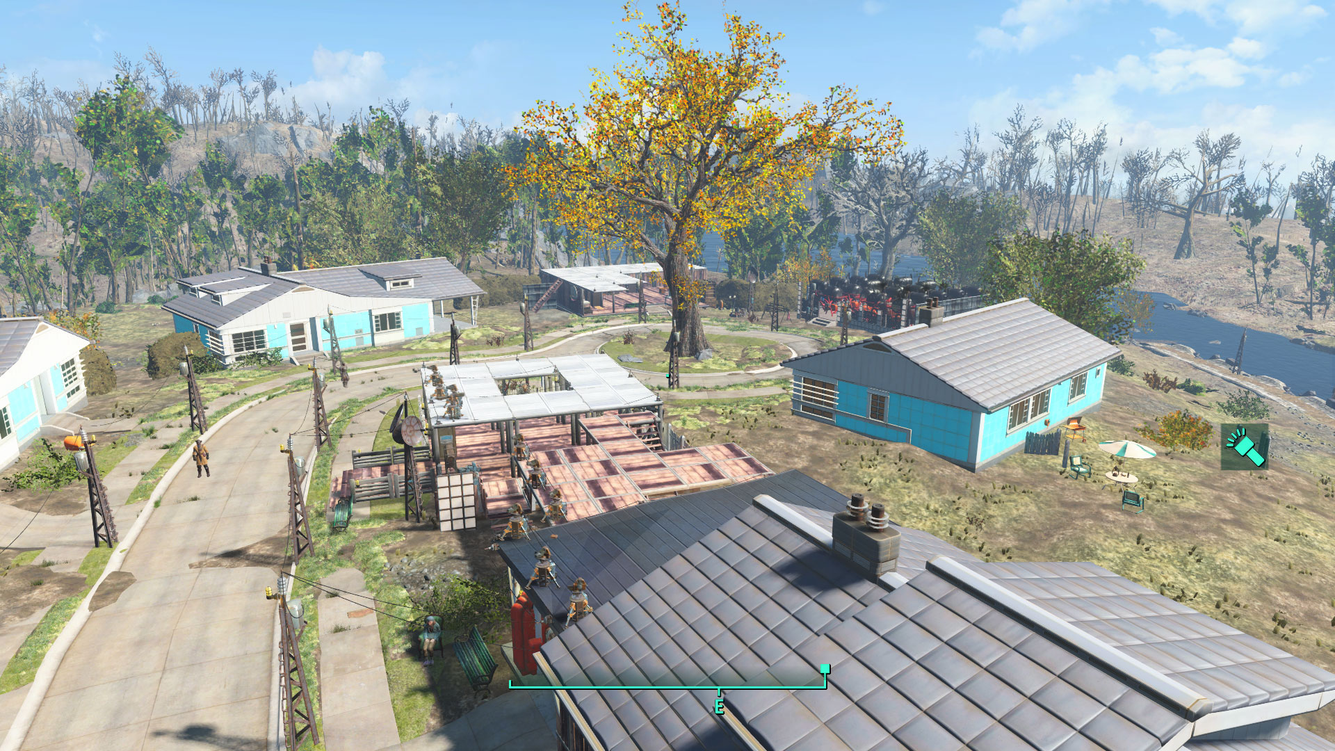 Project modern house at fallout 4 nexus mods and community for Project modern house