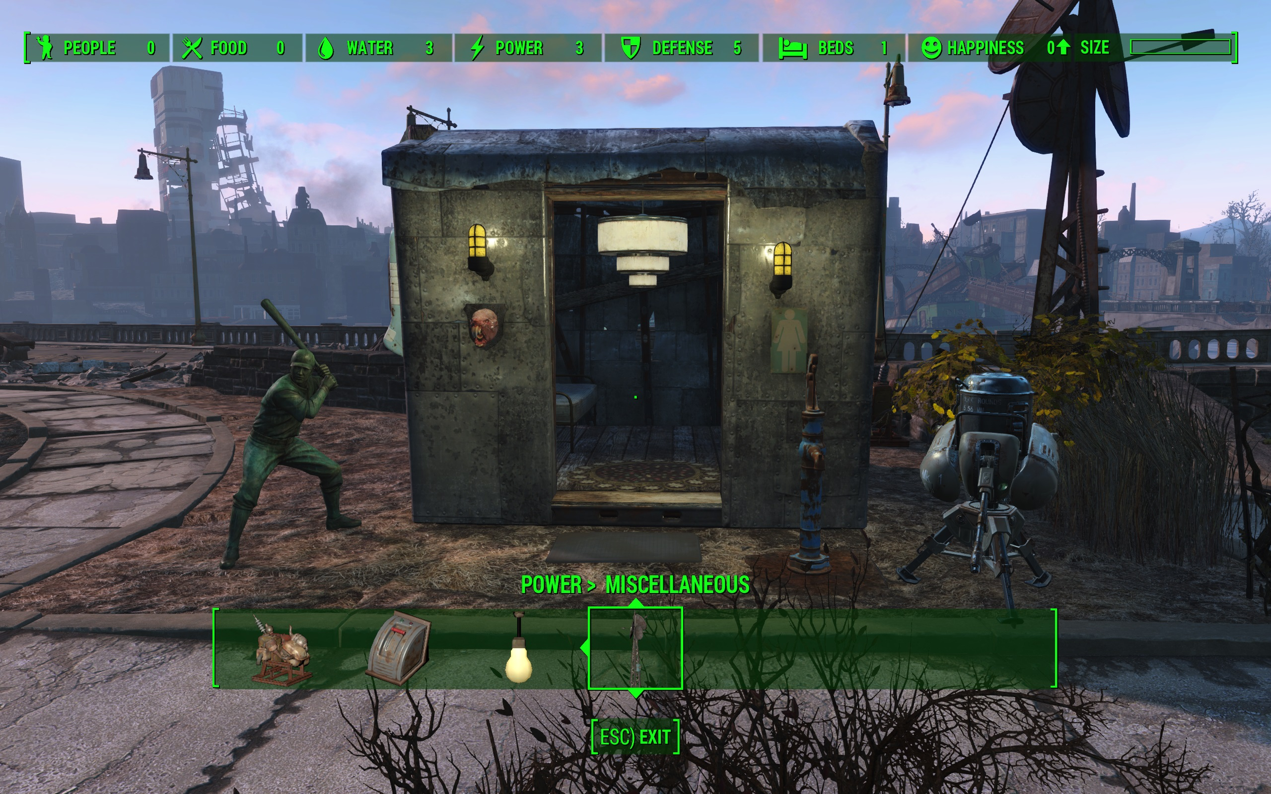 Build Your Own Settlers Mod Fallout