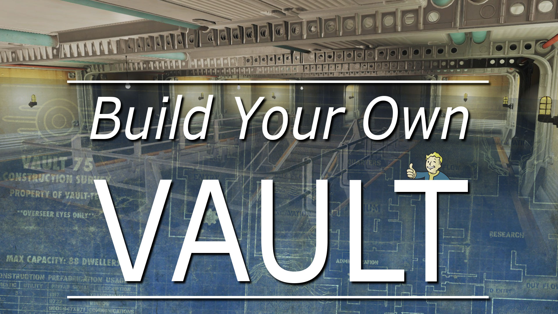 Build your own Vault