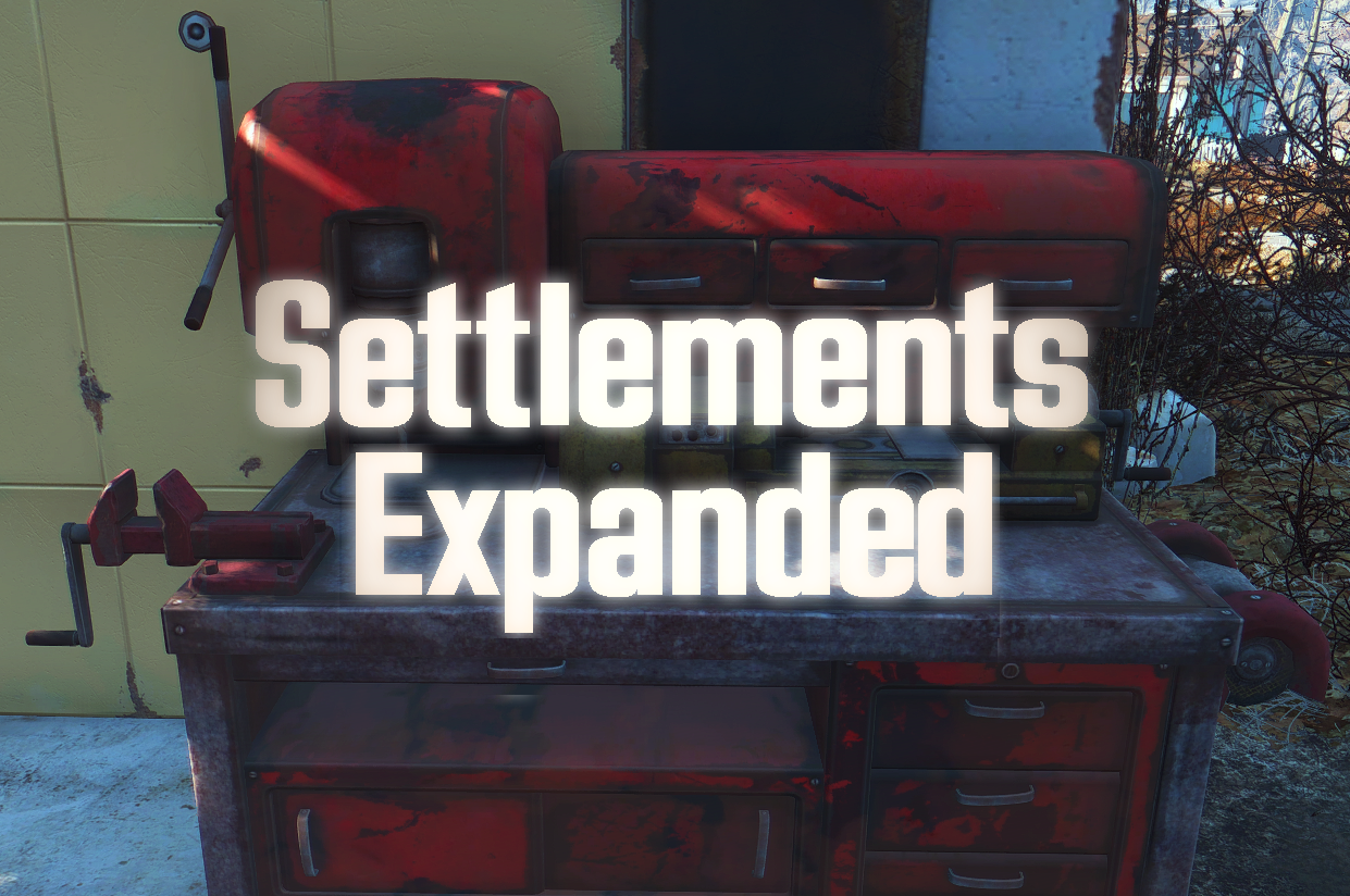 Settlements Expanded