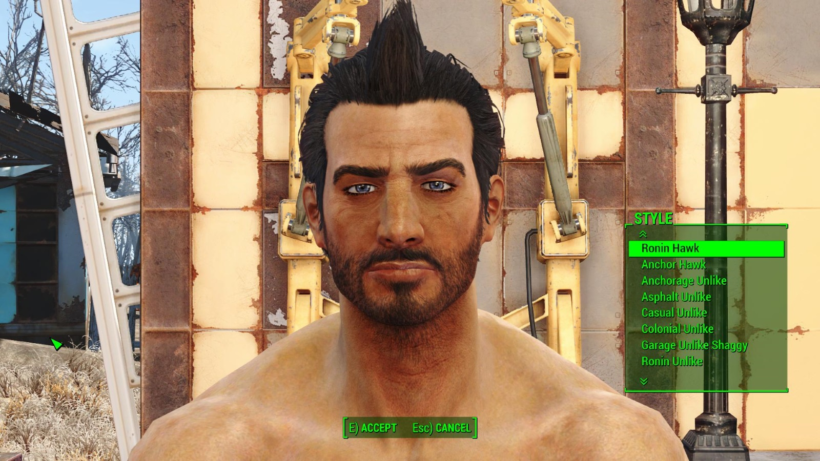 Admirable Lots More Male Hairstyles At Fallout 4 Nexus Mods And Community Short Hairstyles Gunalazisus