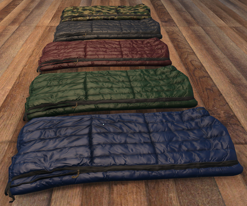 Fallout  All Beds Are Sleeping Bags