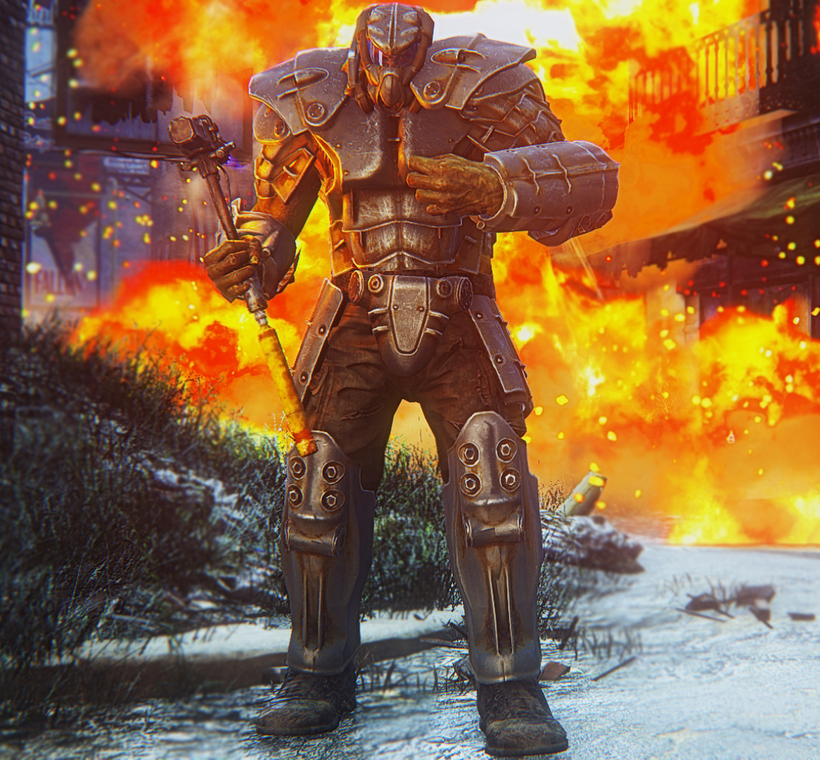 FNV port of FO4 Super Mutant Power Armor 10887-0-1457890691