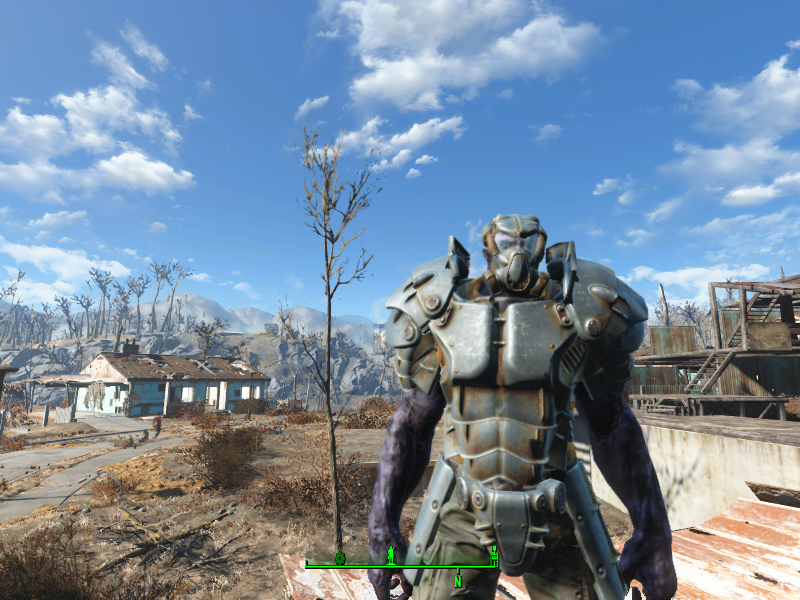 FNV port of FO4 Super Mutant Power Armor 10887-1-1463531618