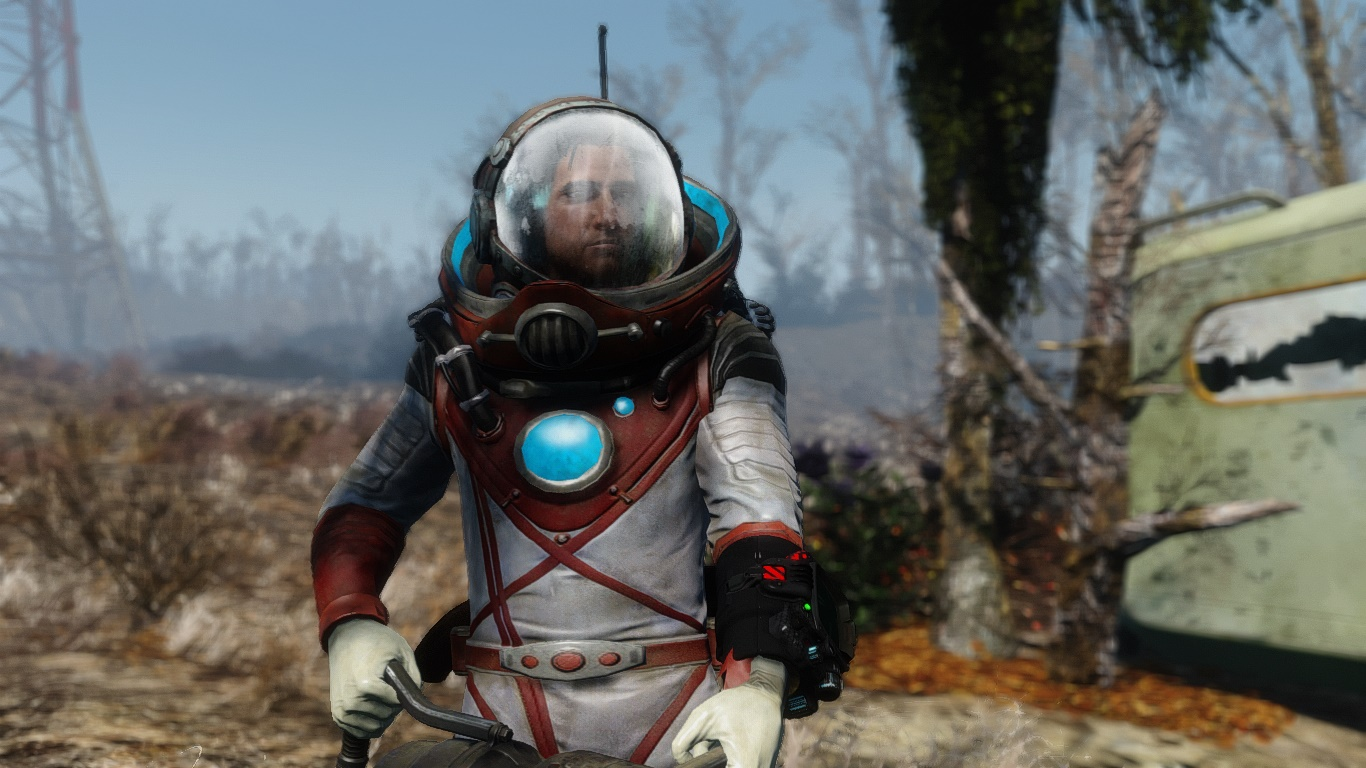 Fully Functioning Space Suit at Fallout 4 Nexus - Mods and ...