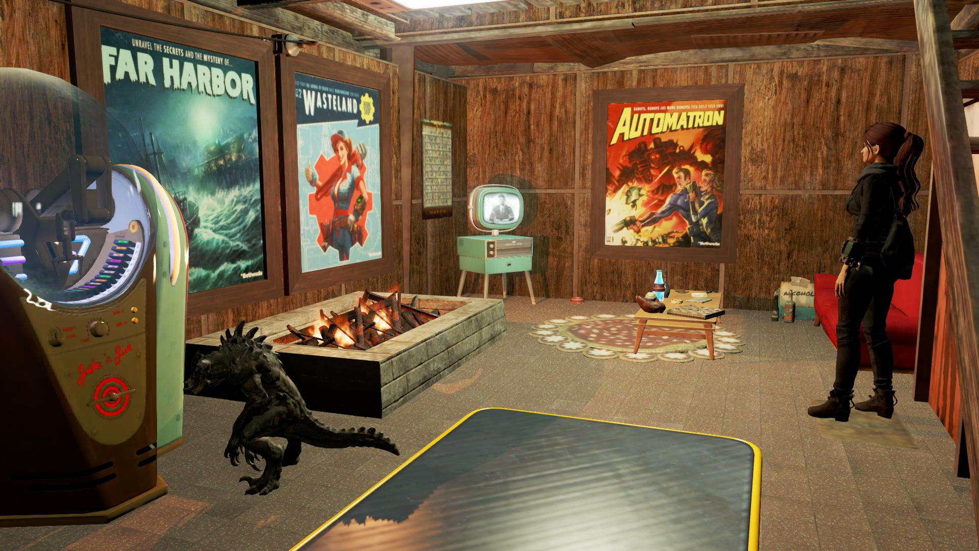 Charming Decorating Home Plate Fallout 4 Map
