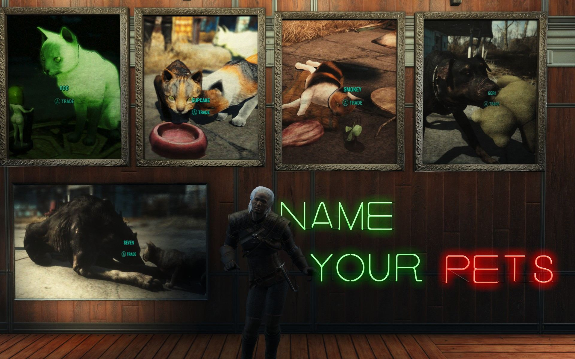 Lots More Settlers And Enemies - Fallout 4 Mods