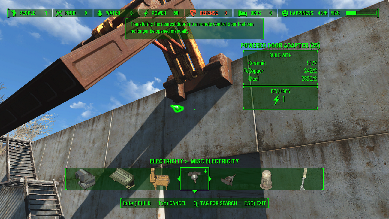 Powered Doors Settlement - Remote control and lock - Settlement Object Expansion Pack Patch at Fallout 4 Nexus - Mods and community & Powered Doors Settlement - Remote control and lock - Settlement ... Pezcame.Com