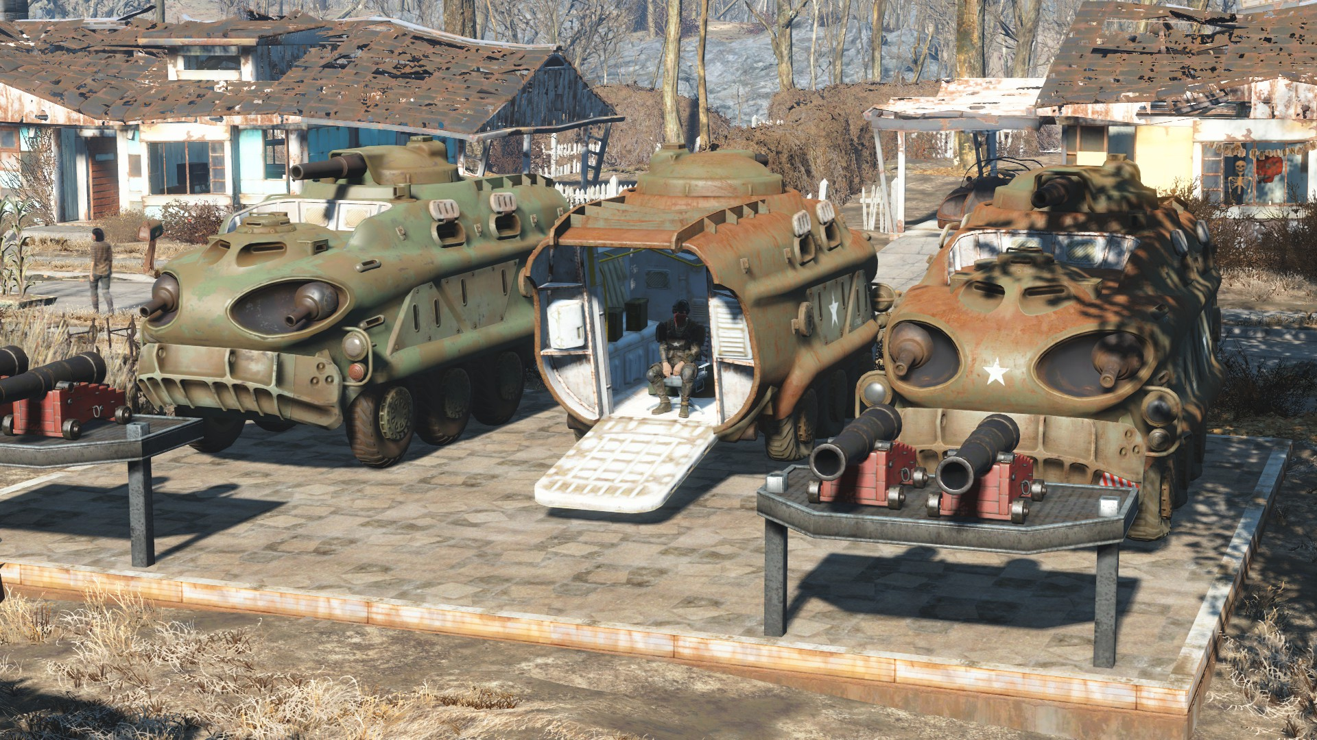 Settlement supplies expanded at fallout 4 nexus mods and for Fallout 4 bedroom ideas