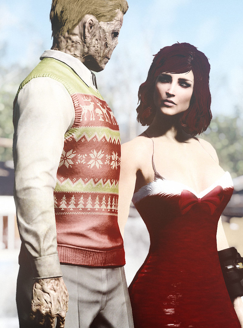 The Christmas Sweater at Fallout 4 Nexus - Mods and community
