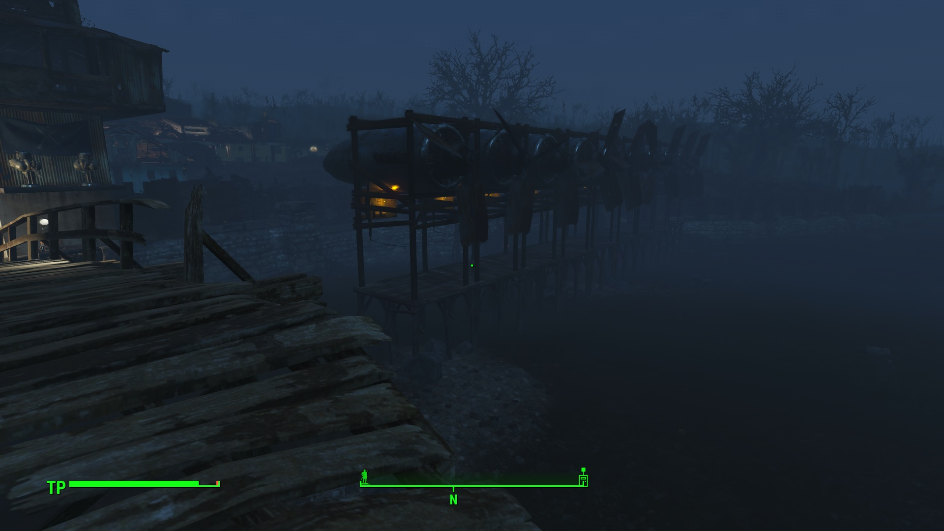 Fallout 4 Wall Light Not Working : My Sanctuary Hills with Defense Wall DIY Street Lights and more SAVEGAME at Fallout 4 Nexus ...