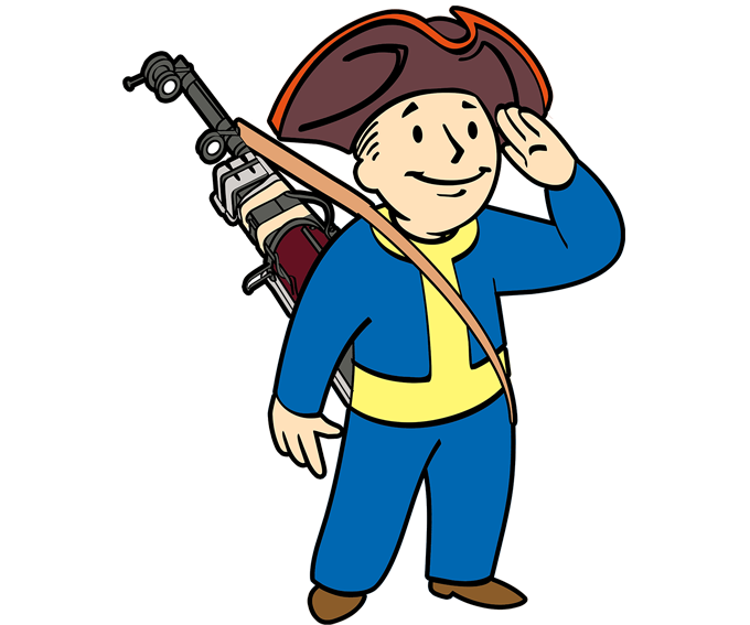 crank to charge a laser musket that makes sense at fallout 4 rh nexusmods com Water Balloon Clip Art Rock Climbing Clip Art