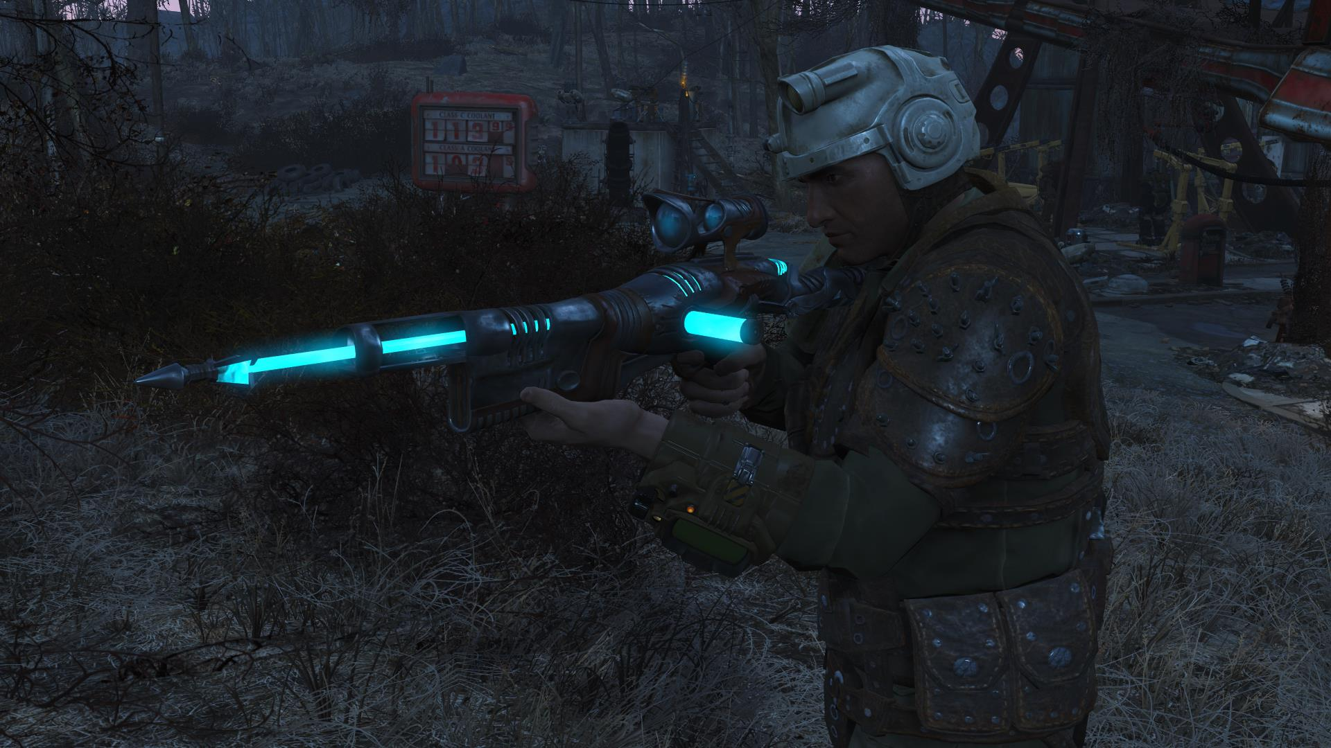 how to find the alien gun fallout 4