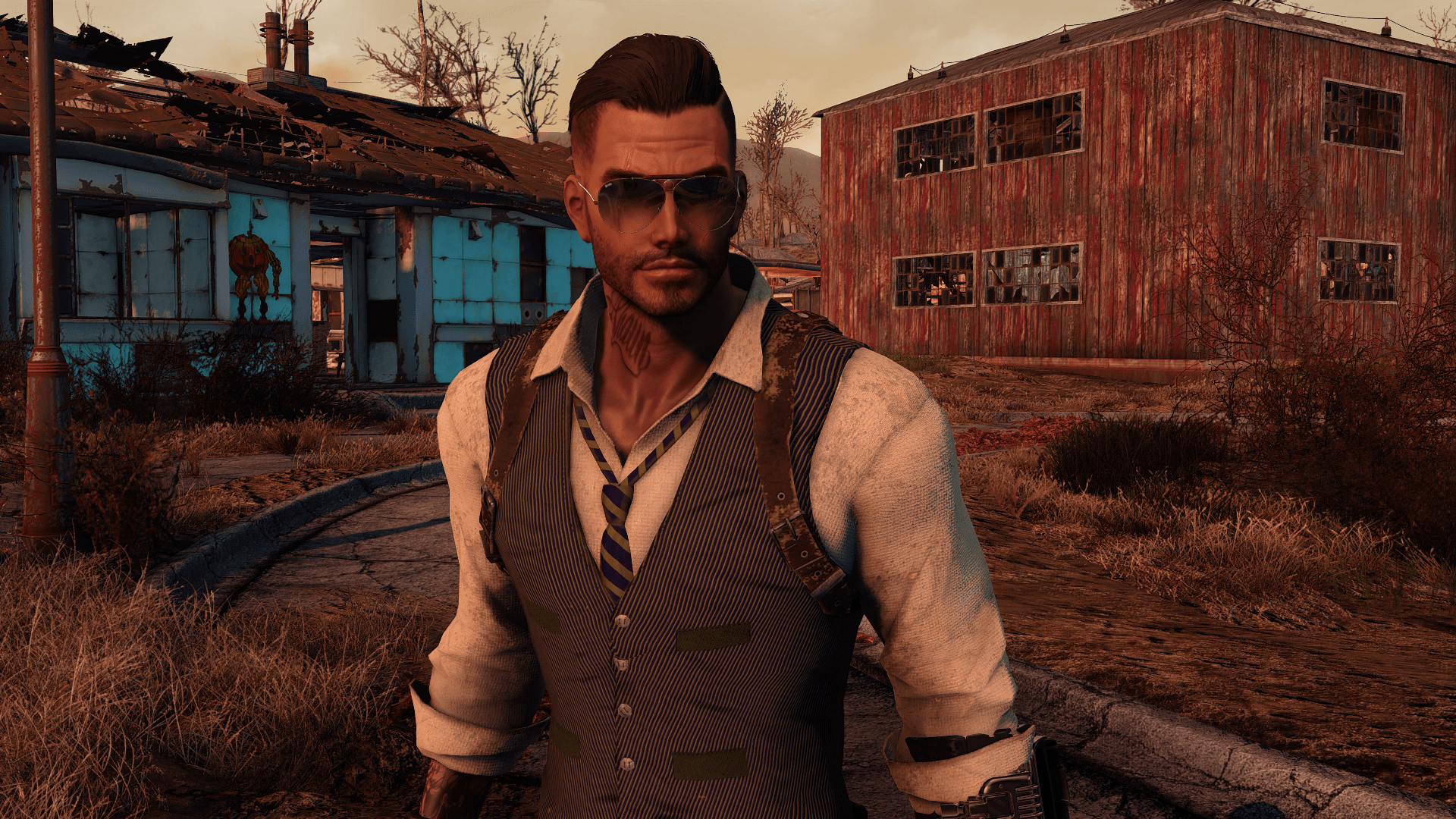 TheoN - Male Preset at Fallout 4 Nexus - Mods and community