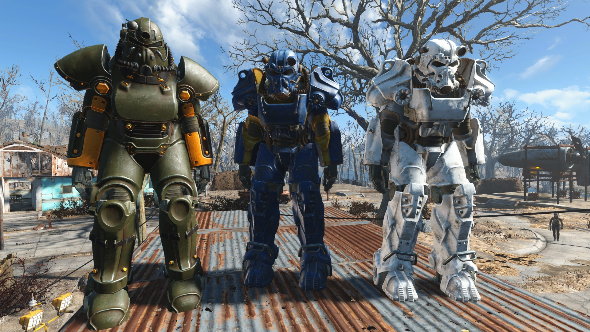 Xbox One Fallout 4 Power Armor Mods Wiring Diagrams The Stereophone Based On That Wm2002 Designs Drives Scheme Dave Locations Map X Clutter