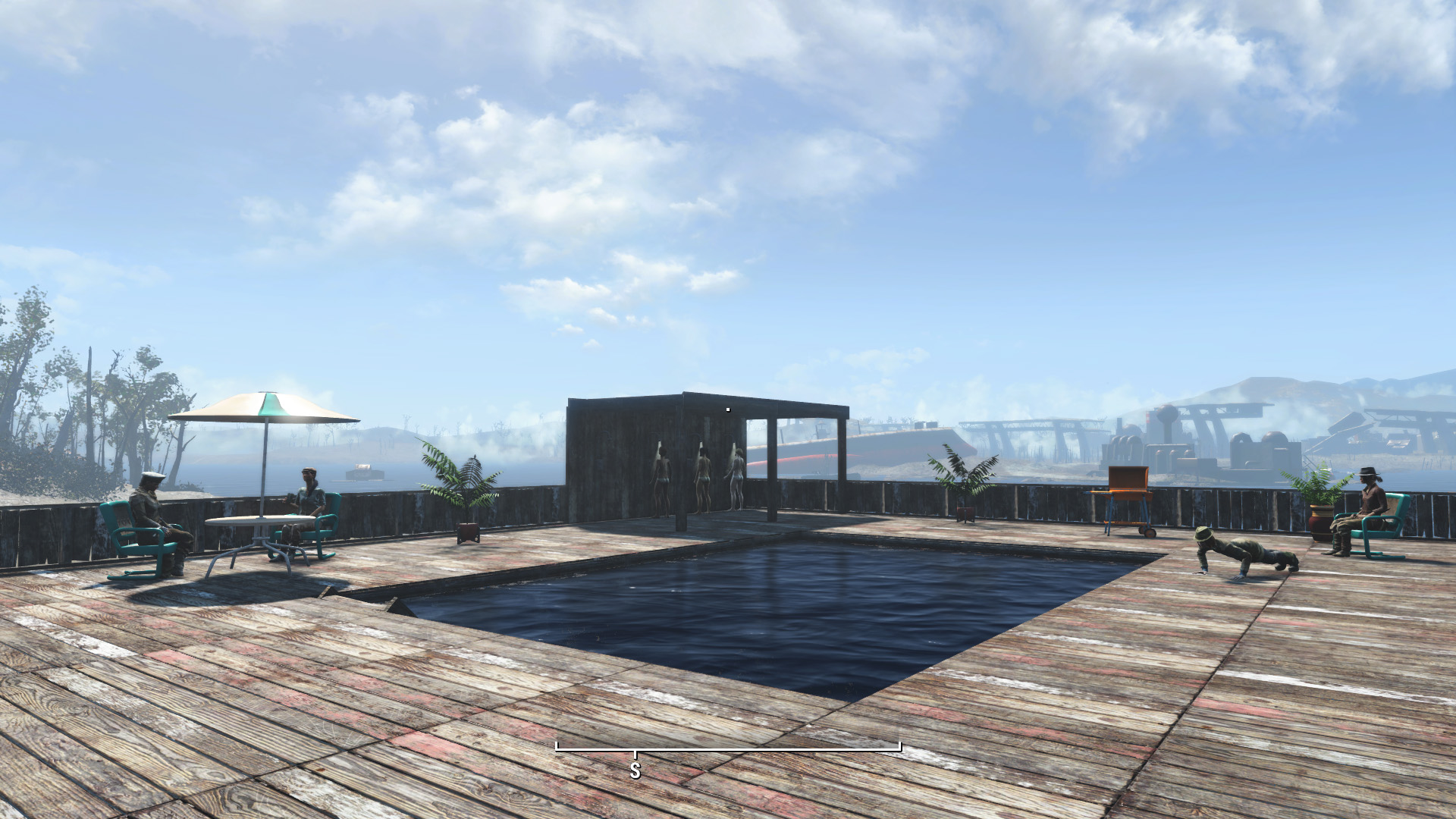Build your own pool at fallout 4 nexus mods and community How to make your own house in fallout 3