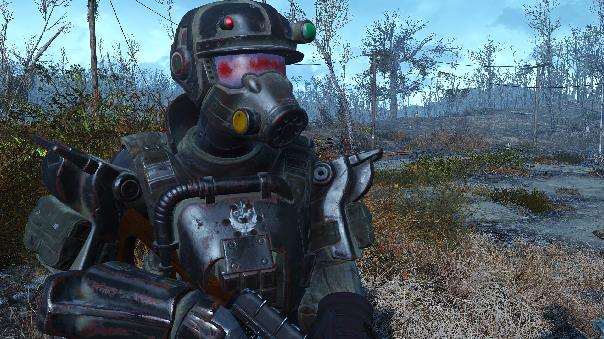 how to set up fallout 4 for mods