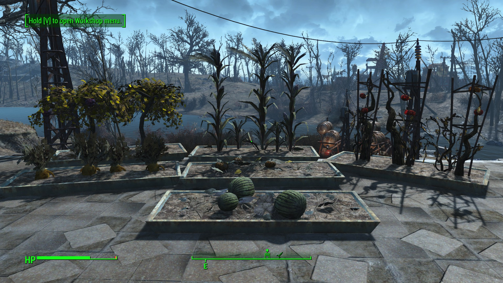 Working Food Planters At Fallout 4 Nexus Mods And Community