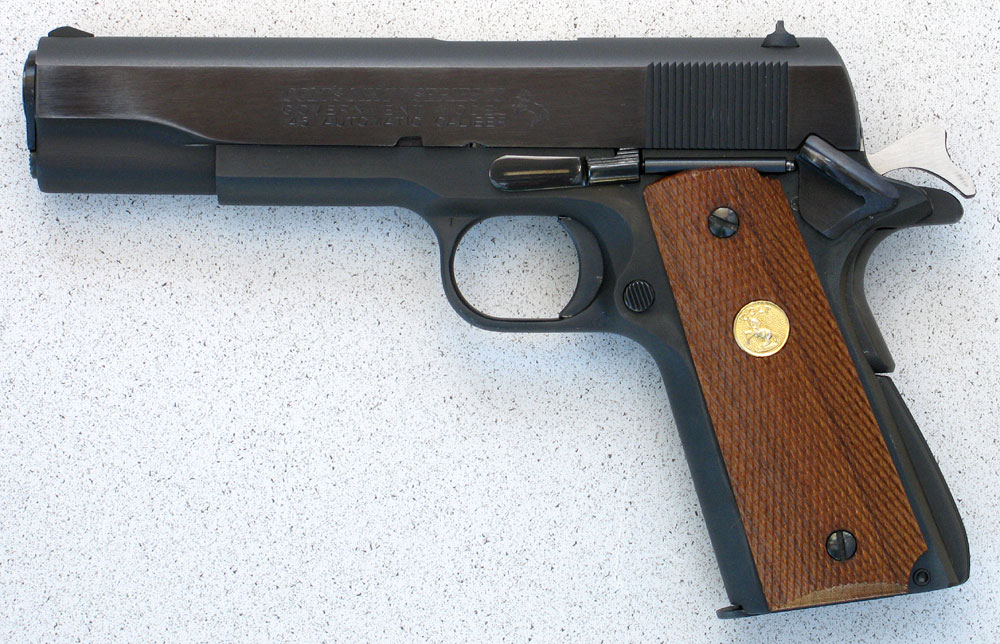 Colt 1911,45 acp,Gold Cup National Match,refinished bri...