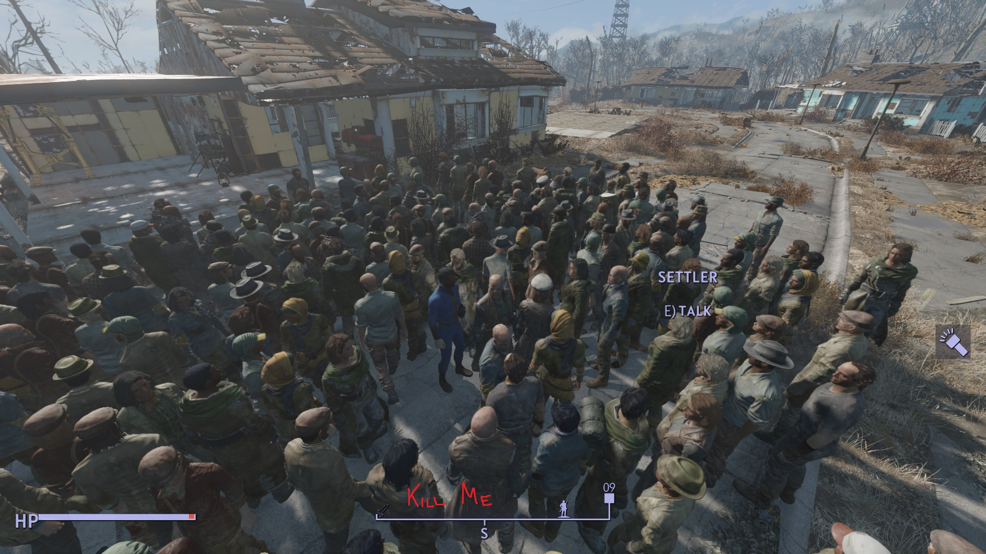 Increased Settler Population at Fallout 4 Nexus - Mods and community