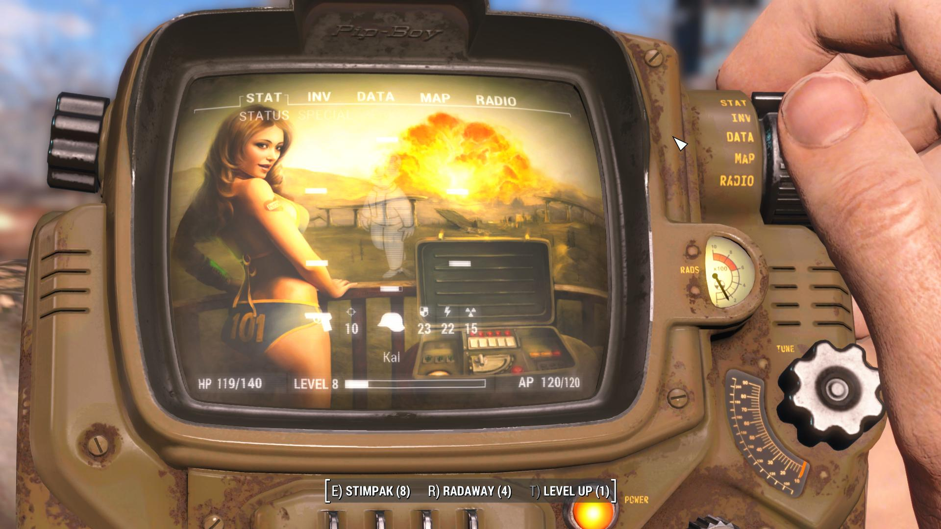Fallout New Vegas Naked Girls
