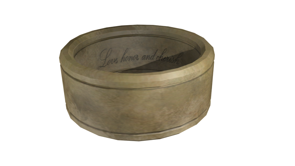 Wedding Ring Significance at Fallout 4 Nexus Mods and community