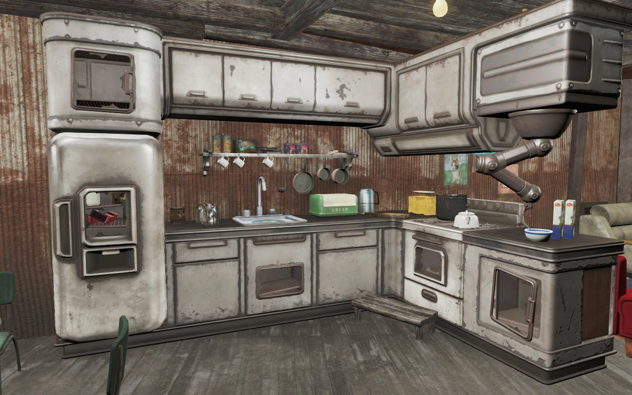 Decorate Home Plate Fallout 4 Bobbleheads