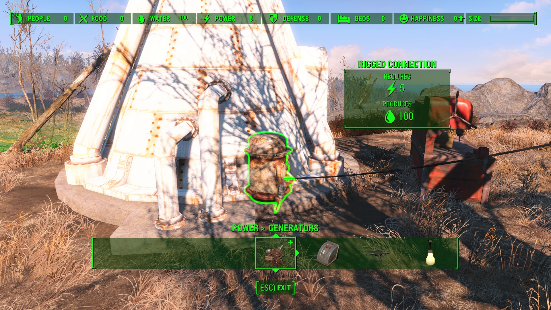 concord fallout 4 how to get in house