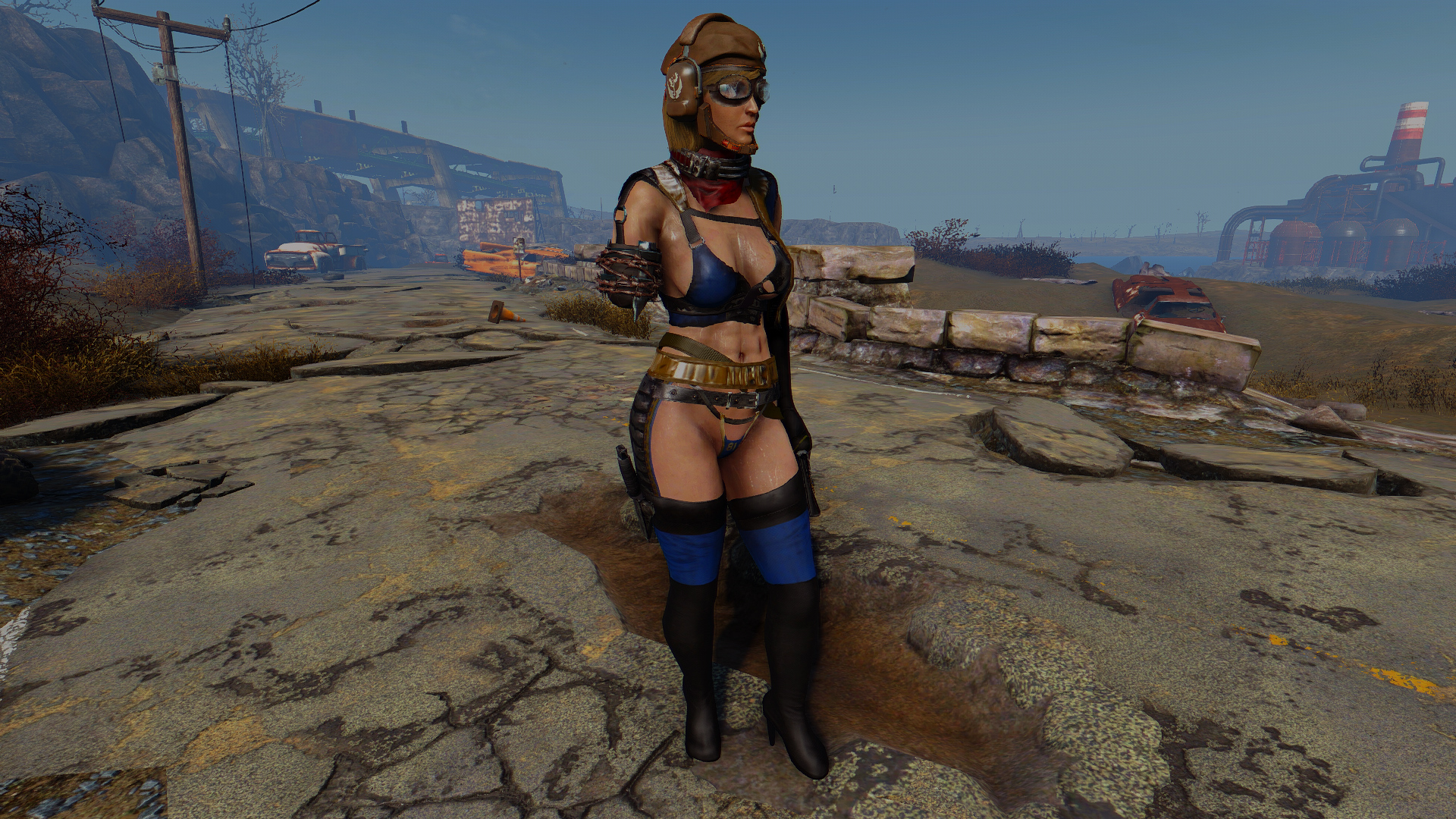 Fallout rule 34 naked images