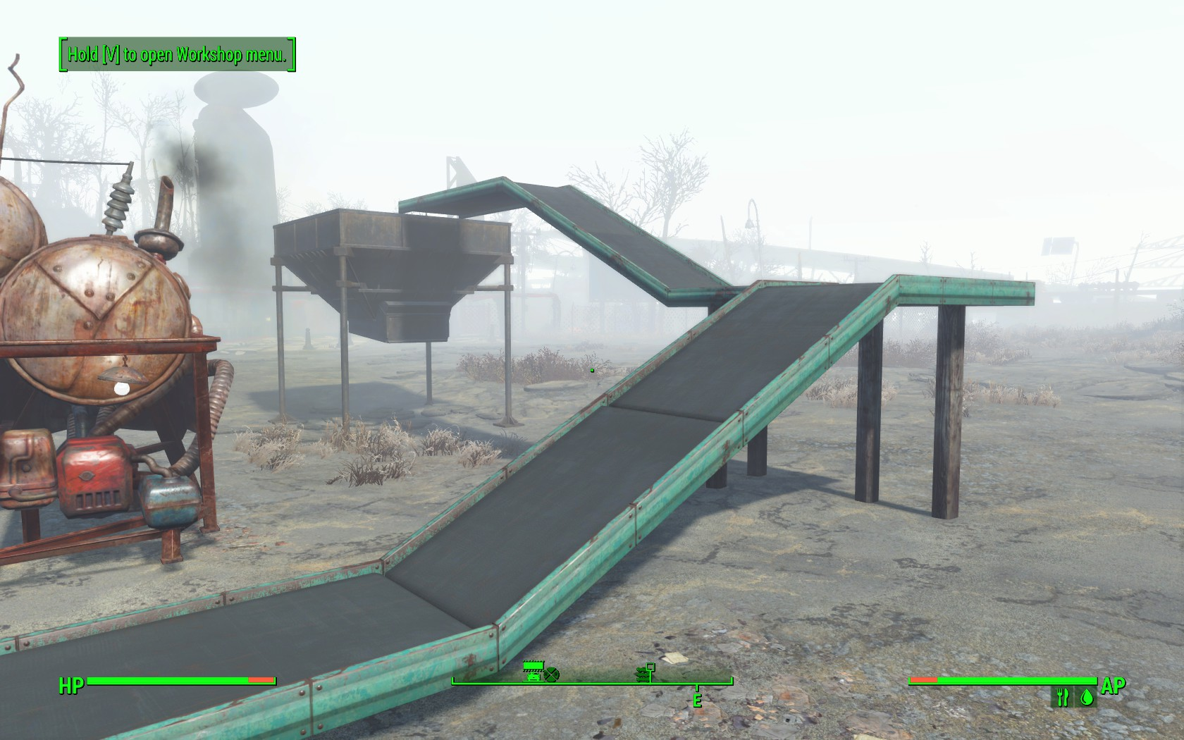 Upwards Conveyor Belt Traduction FR at Fallout 4 Nexus - Mods and community