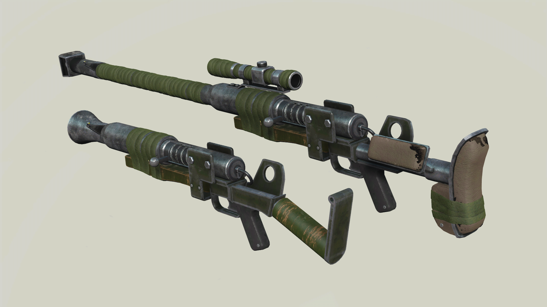 Anti Materiel Rifle makeshift anti-materiel rifle at fallout 4 nexus - mods and