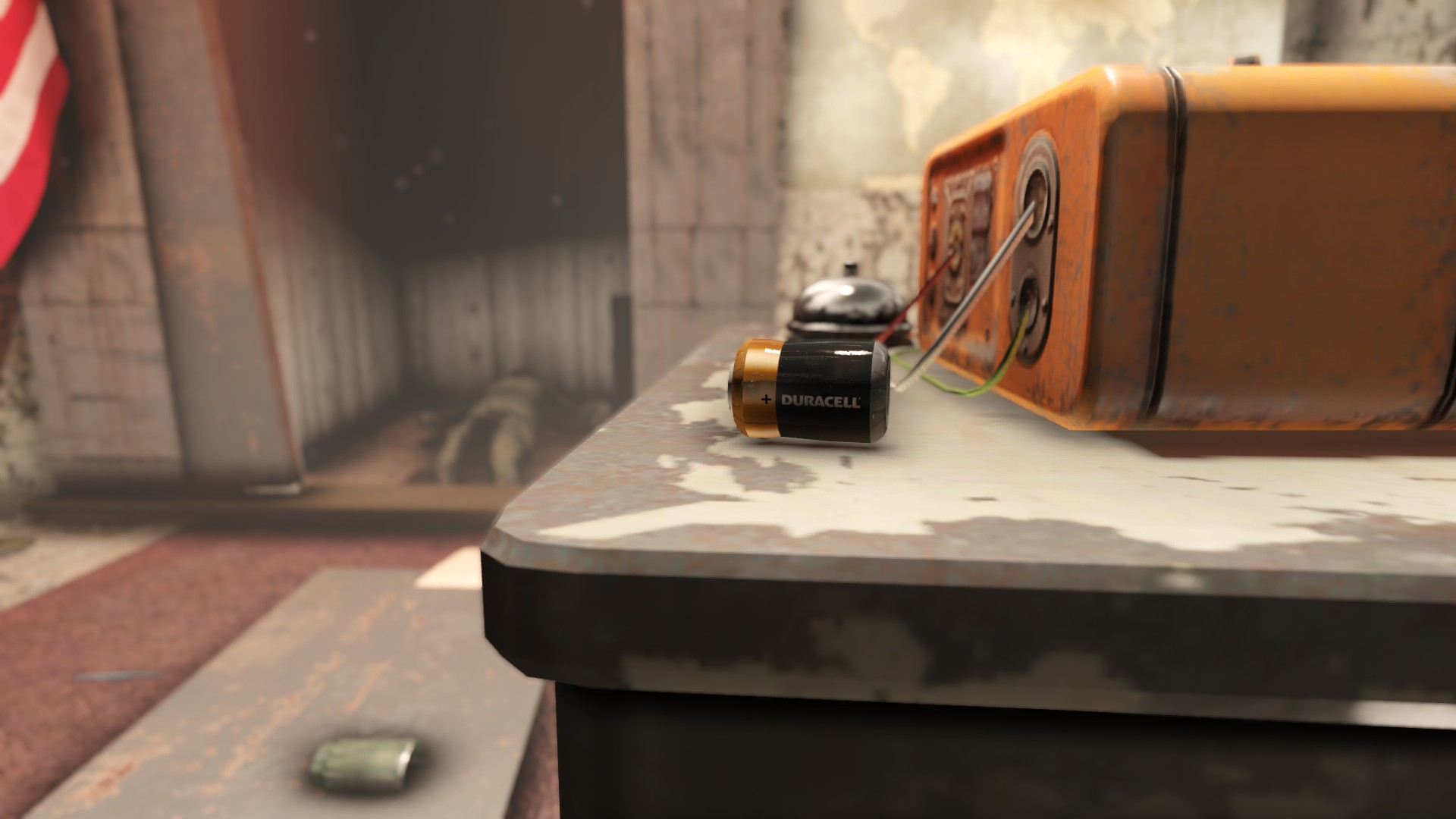 Fusion Cell To Duracell Battery At Fallout 4 Nexus Mods
