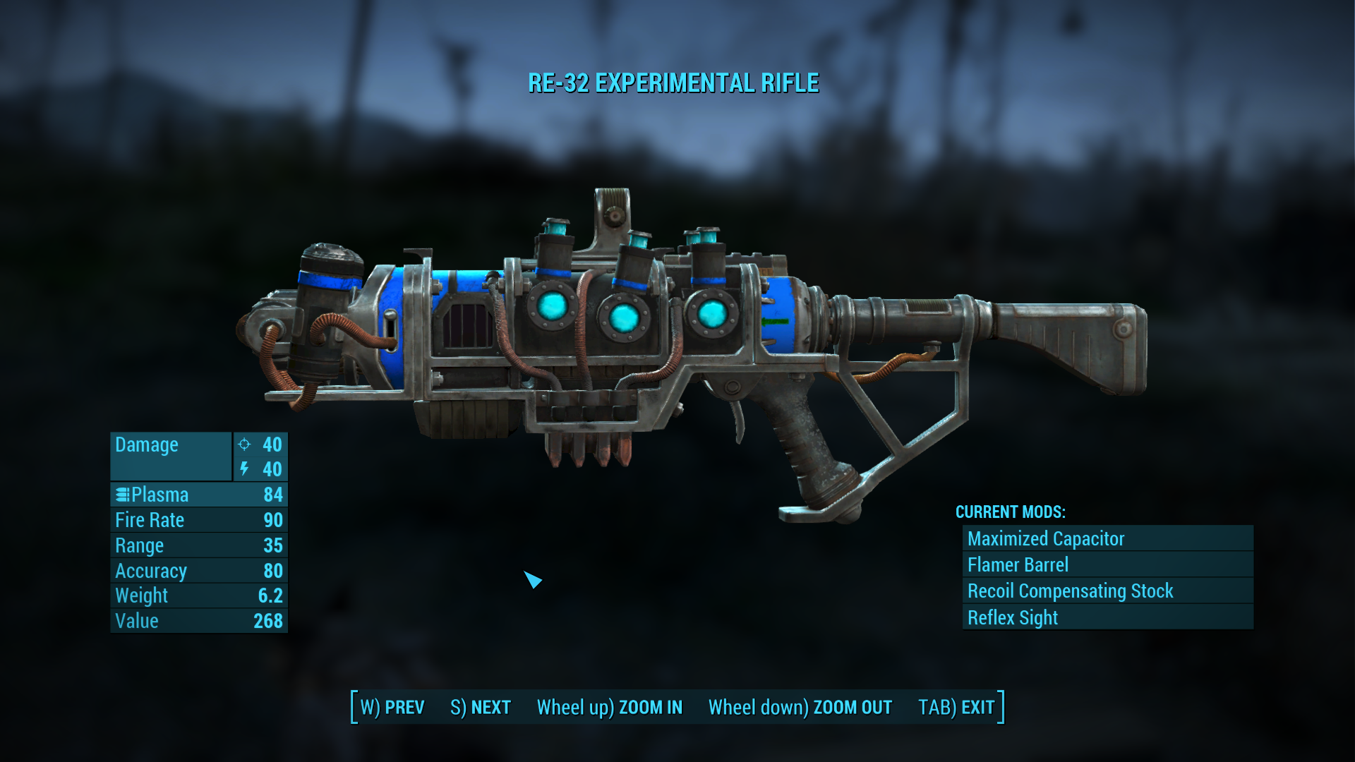 plasma weapons reskin at fallout 4 nexus mods and community