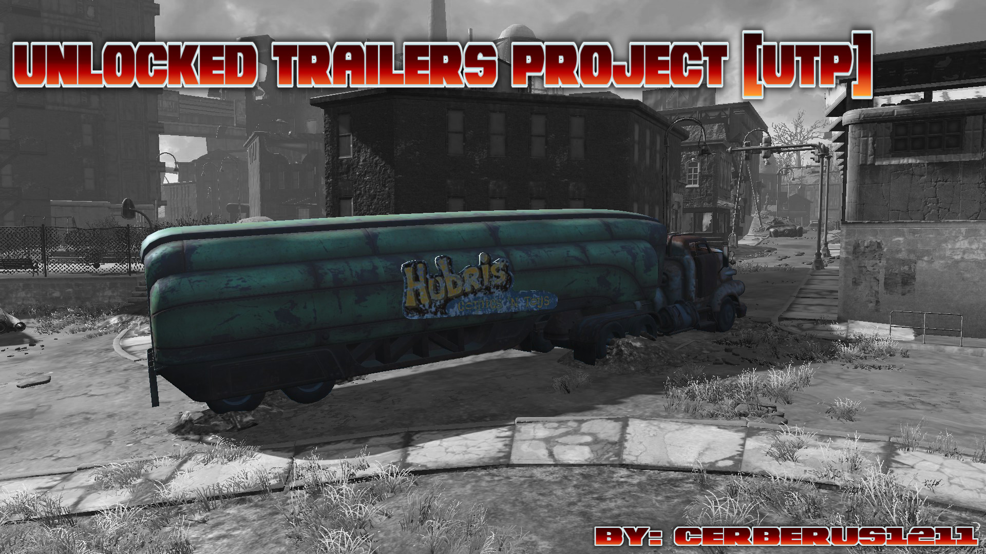 fallout 4 quartermastery how to open truck