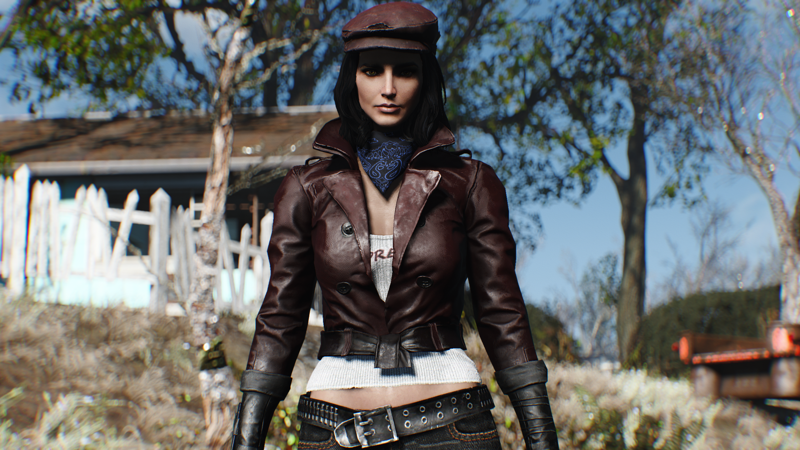 Just another Piper Outfit at Fallout 4 Nexus - Mods and community