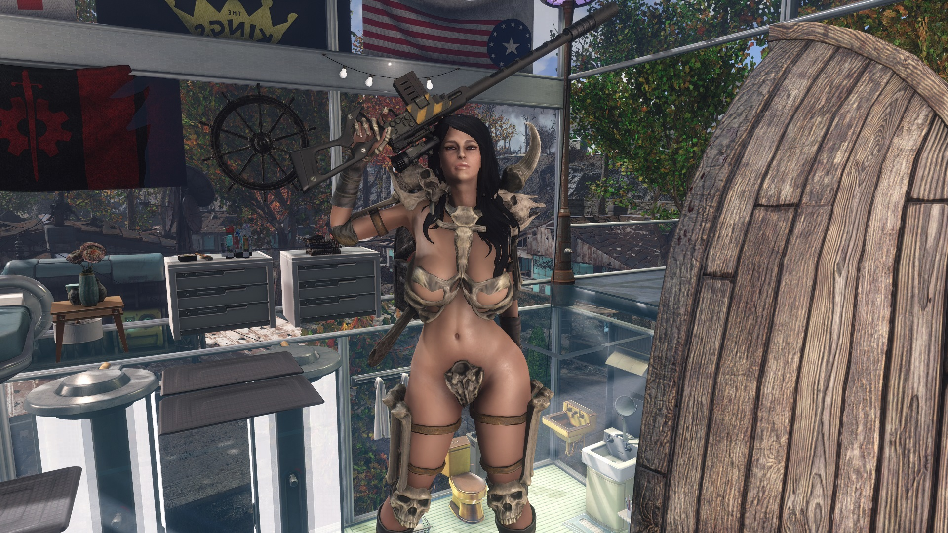 Sex mods for fallout 4