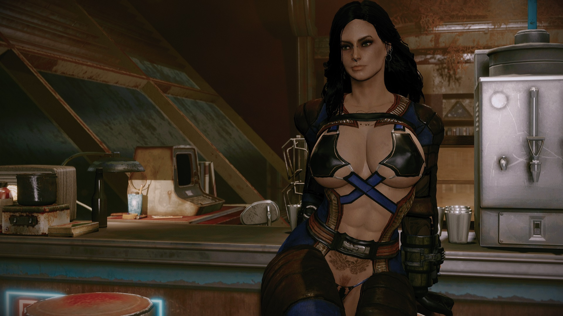 Fallout 4 adult mods