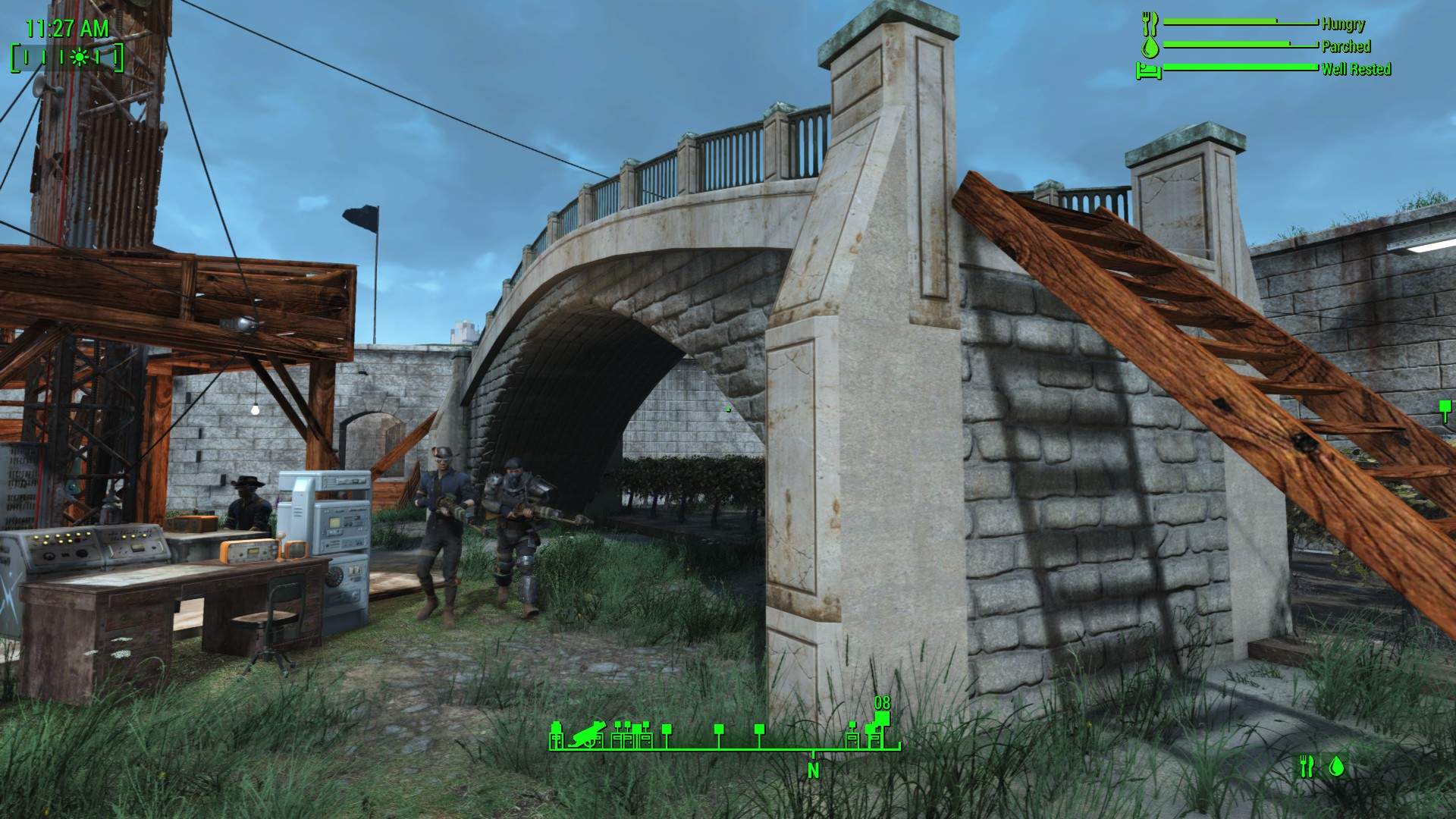 Build Your Own Bridges At Fallout 4 Nexus Mods And Community