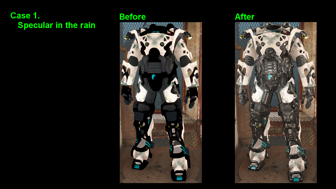how to fix broken power armor fallout 4