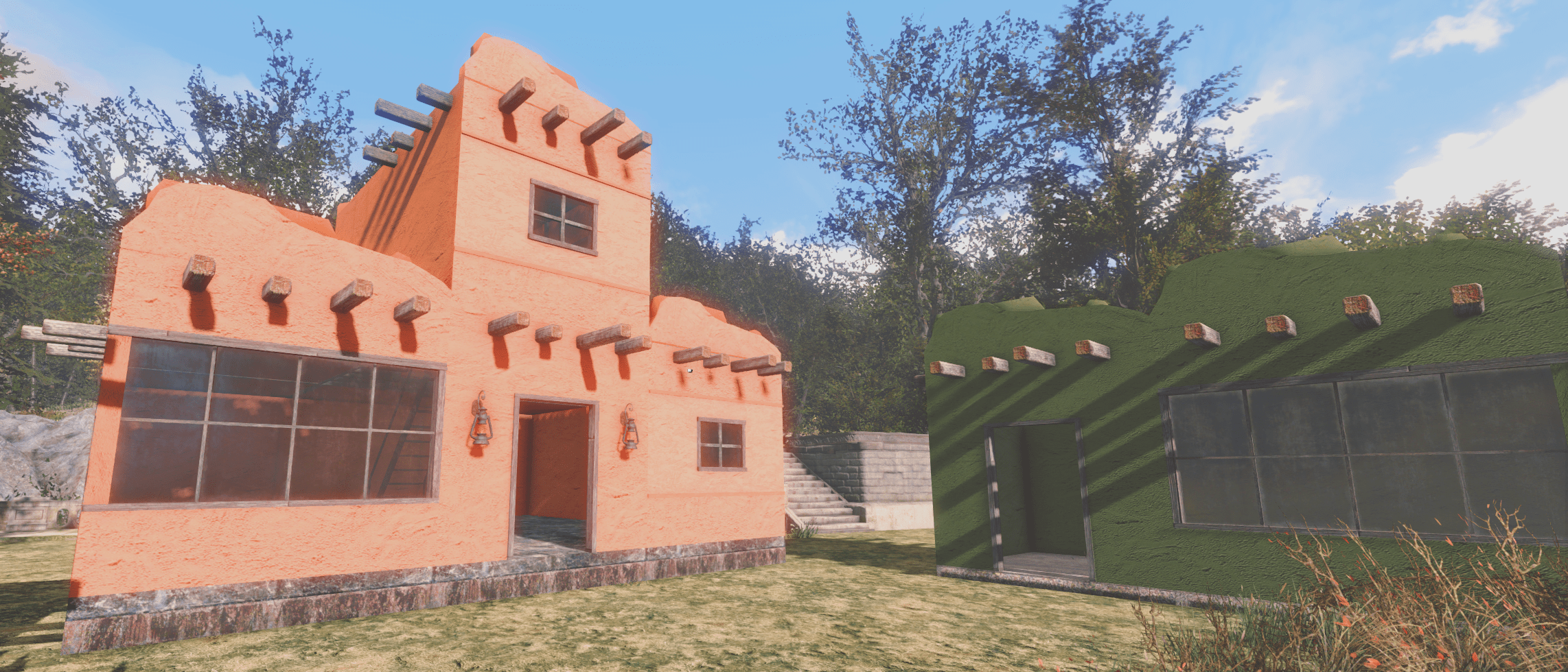 Adobe House Kit At Fallout 4 Nexus Mods And Community