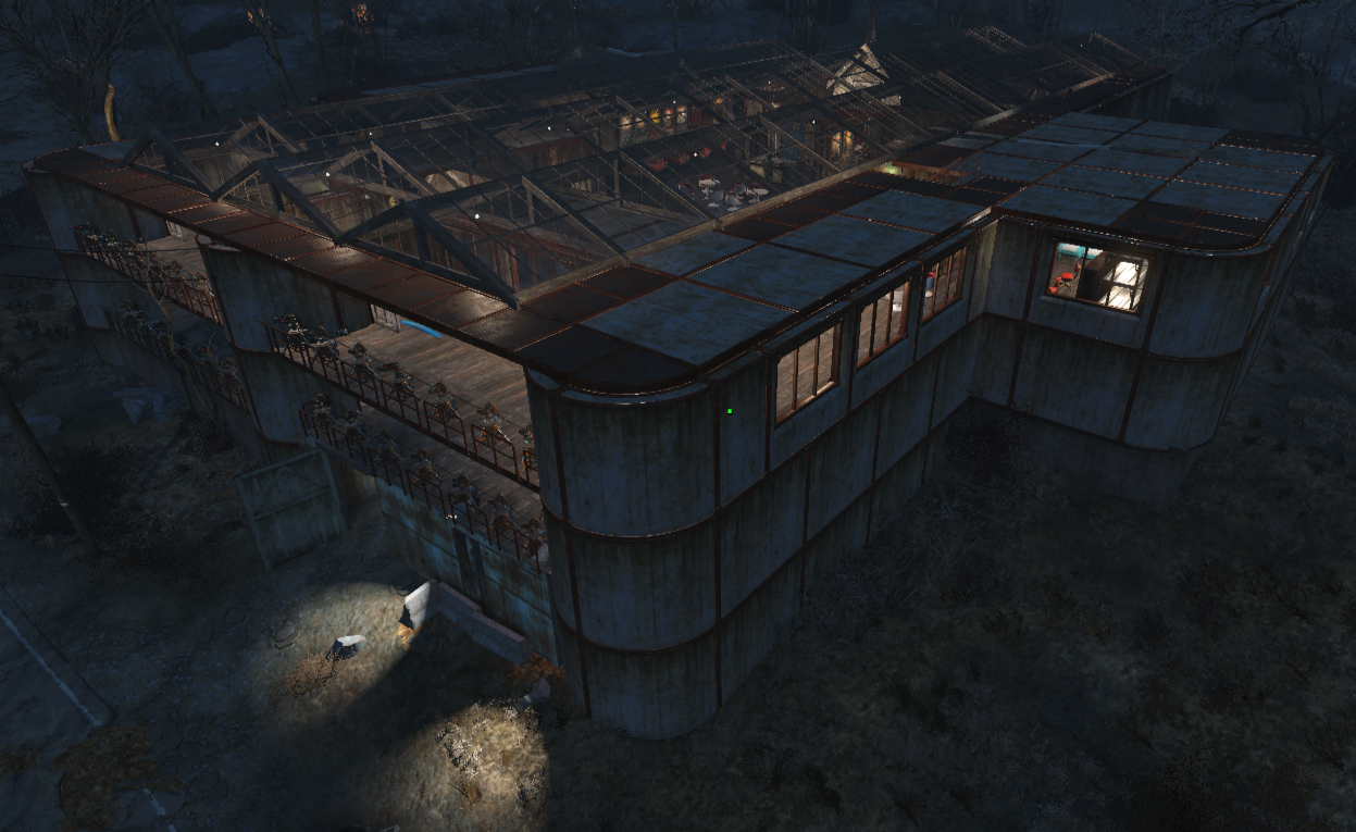 Onyx Nightshade S Settlements At Fallout 4 Nexus Mods