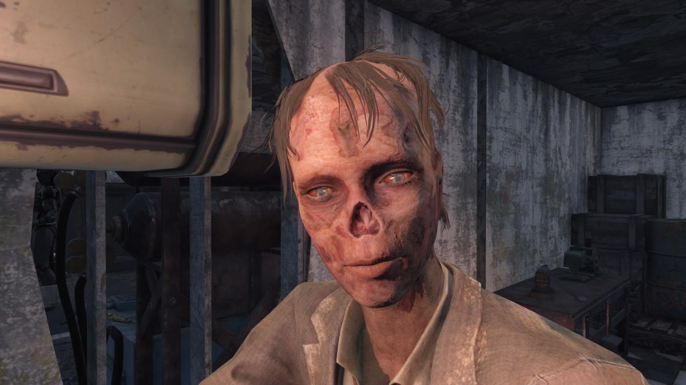 Feral ghouls fallout 4