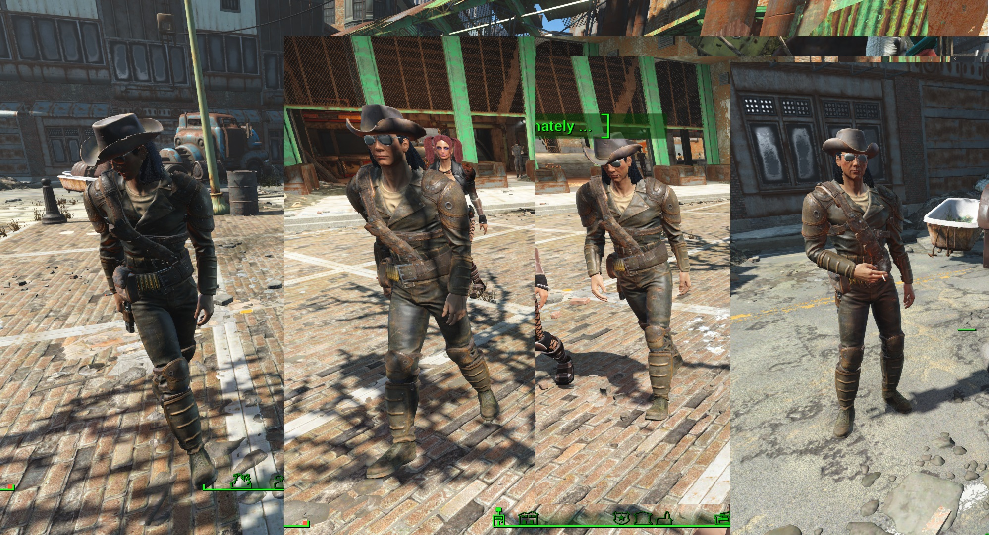 fallout how to get lucky cricket caravan outfit