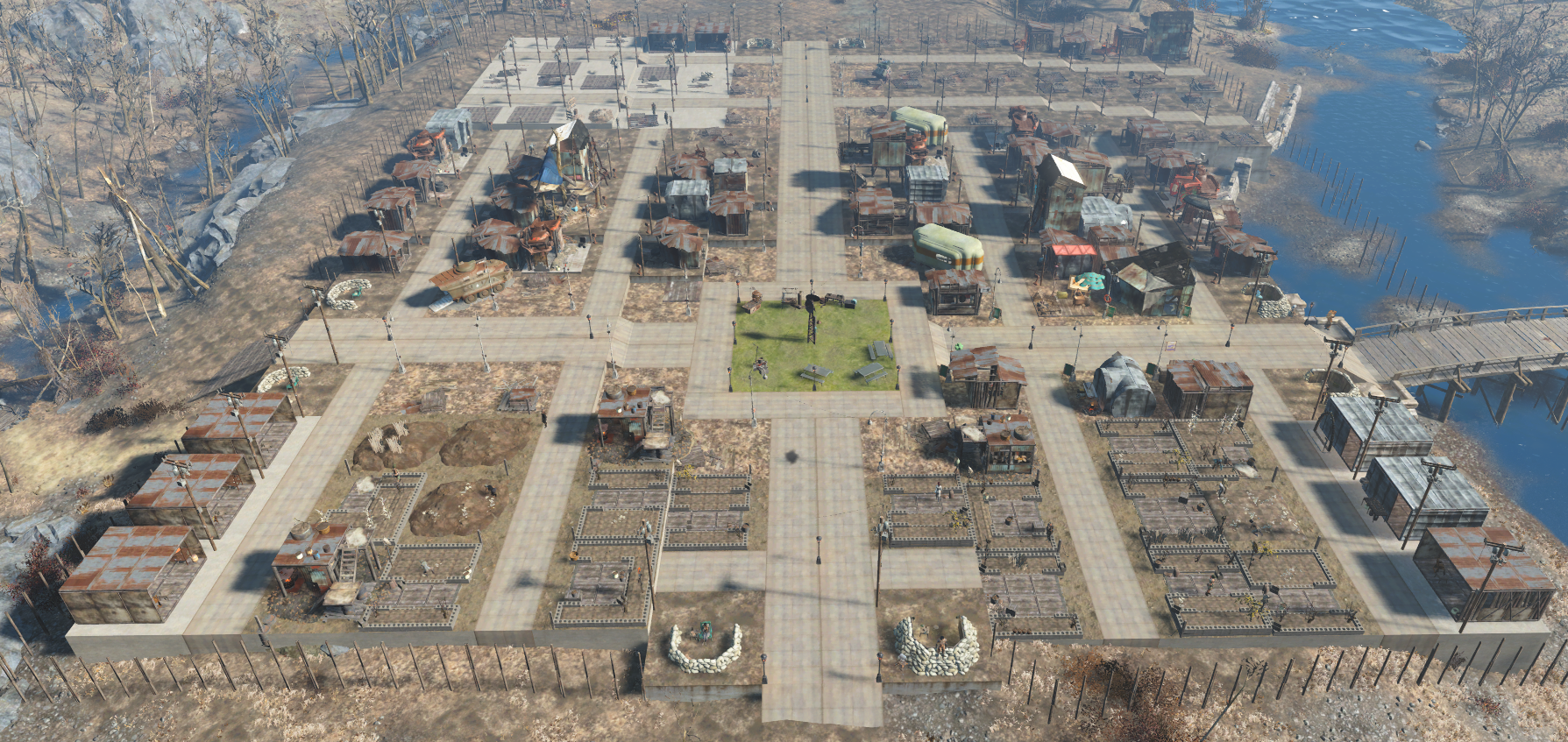 fallout 4 sim settlements how to start